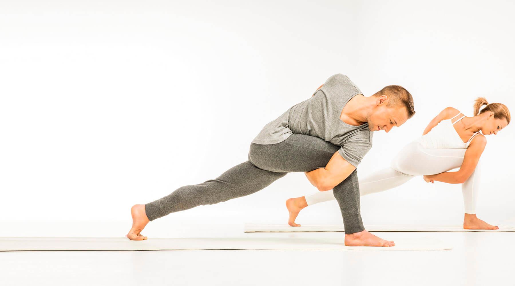 Clases de yoga en Valladolid